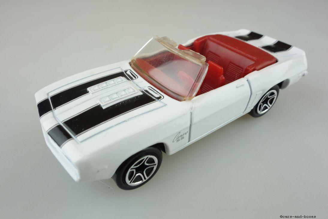 1969 Camaro SS 396 (40-H) - 95299