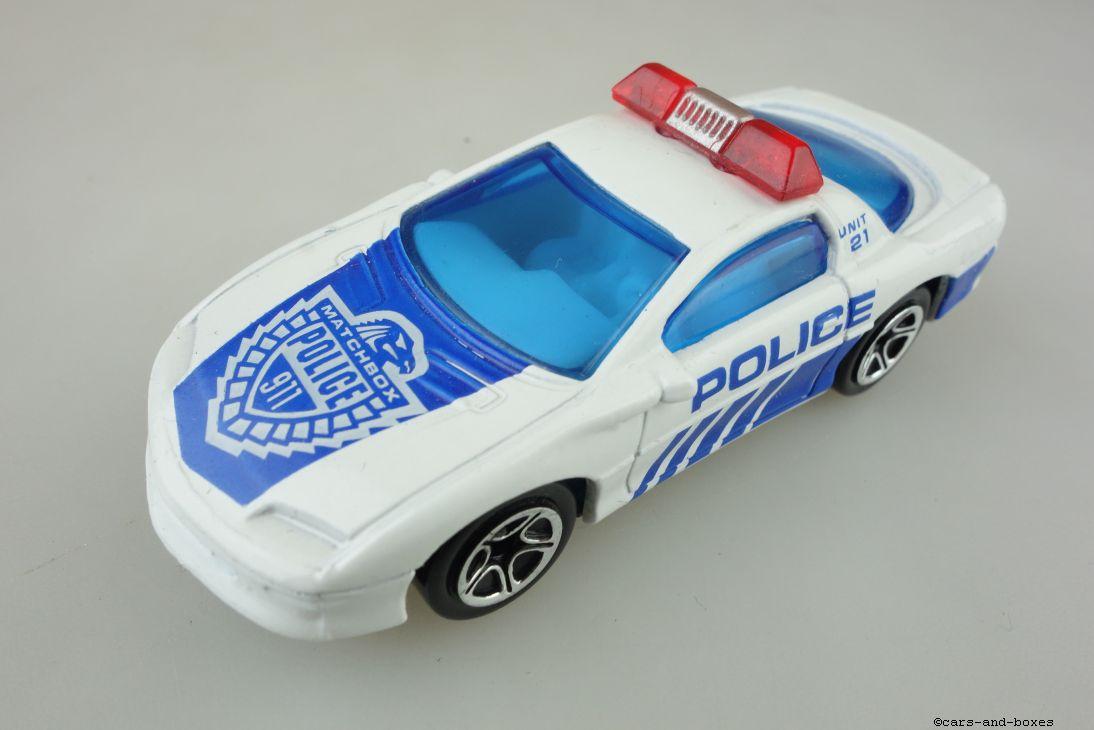 Camaro Z-28 Police (59-H/56-J) - 95318