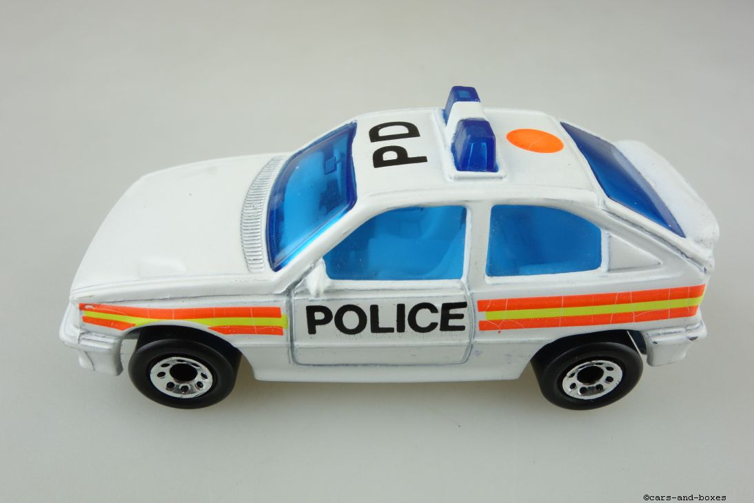 Vauxhall Astra GTE / Opel Kadett GSi Police Car (08-G) - 95319