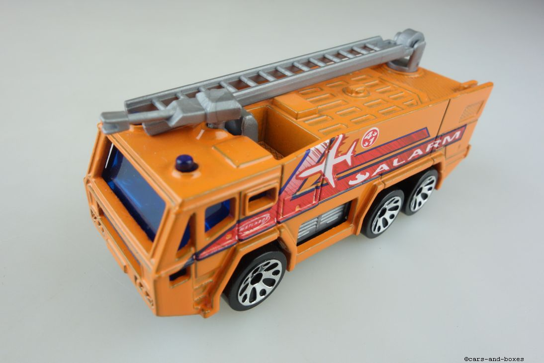 Airport Fire Tender Truck (08-I/24-I) - 95343