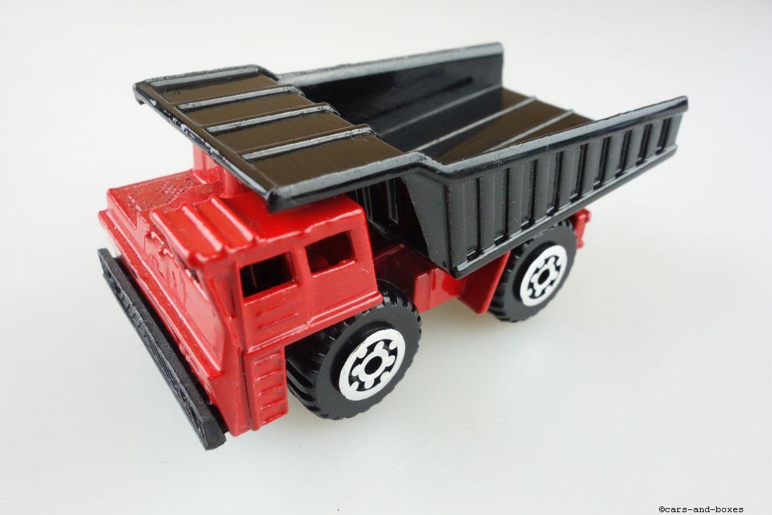 Faun Dump Truck / Earth Mover (09-H/53-E) - 95361