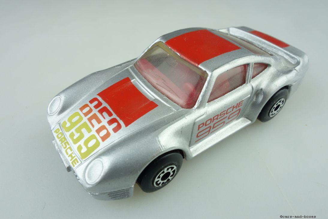 Porsche 959 silber (07-F/51-I) - 95490