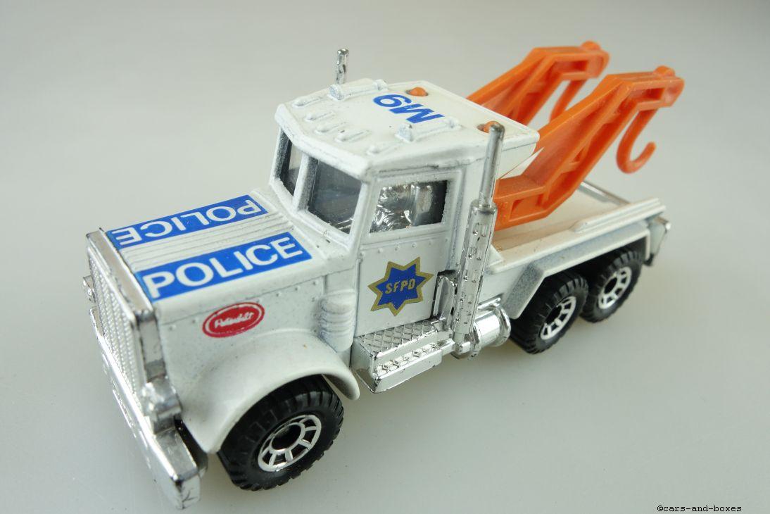 Peterbilt Wreck Truck (61-C) - 95549