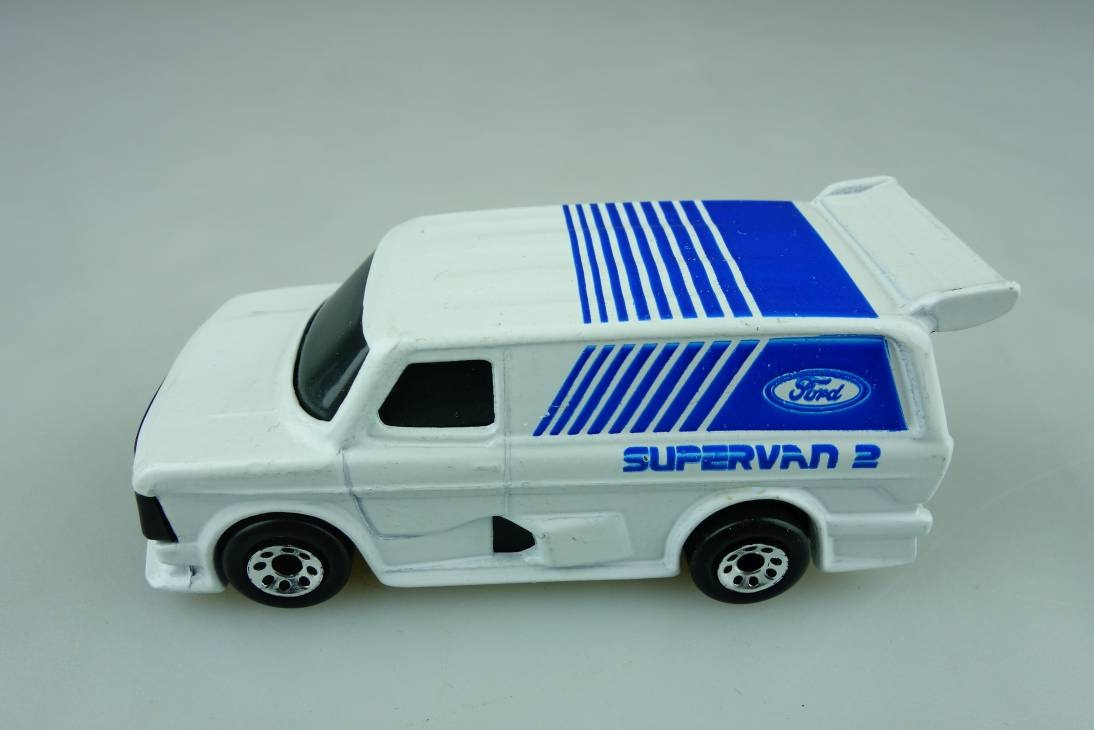 Ford Supervan II (06-E/72-H) - 95809
