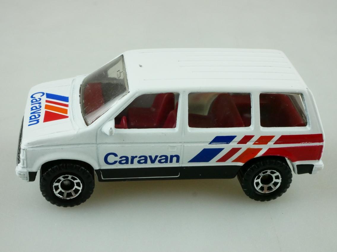 1984 Dodge Caravan (64-E/68-E) - 95880