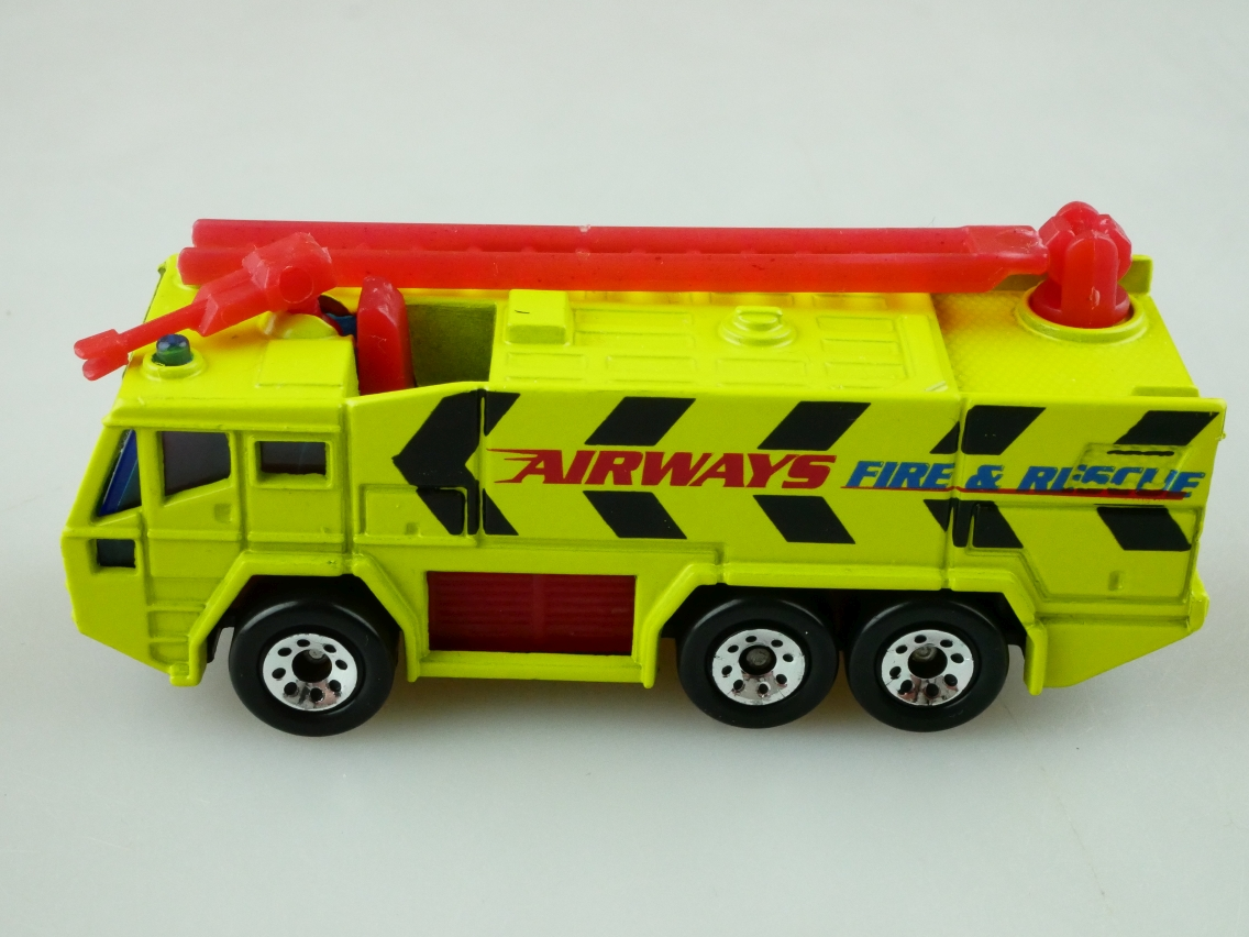 Airport Fire Tender Truck (08-I/24-I) - 95941