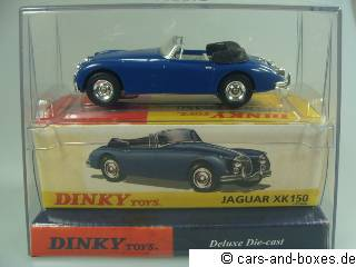 K1885 Dinky Jaguar XK150 - 47024