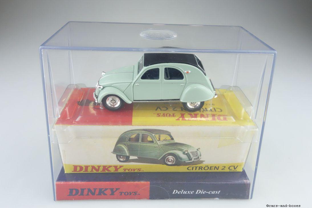 K1886 Dinky Citroen 2 CV - 47026