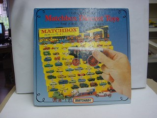 Collecting Matchbox Diecast Toys