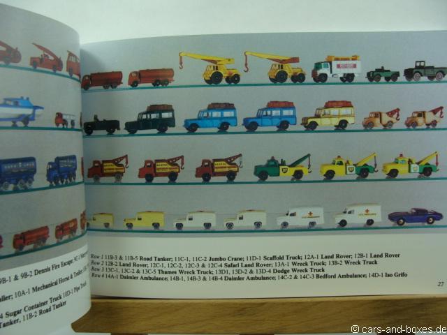 Die Regular Wheels Years 1947-1969