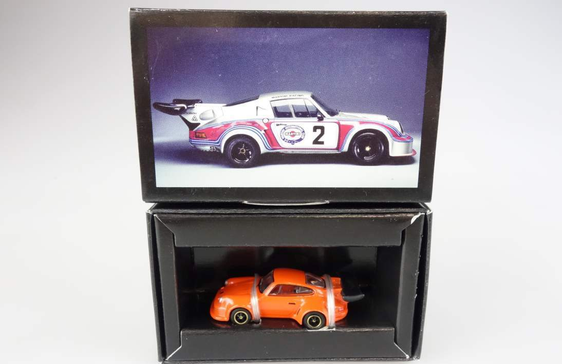 BUB 08551 Porsche 911 Carrera RSR Turbo 2,1 orange Bubmobile 1:87 104082