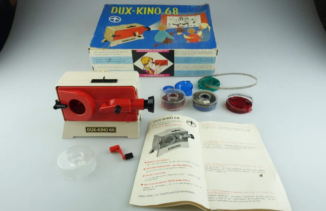 DUX Kino 68 mit 4 Filmen 2 5 53 75 Rotkäppchen COOKY Wolf Geißlein 104197