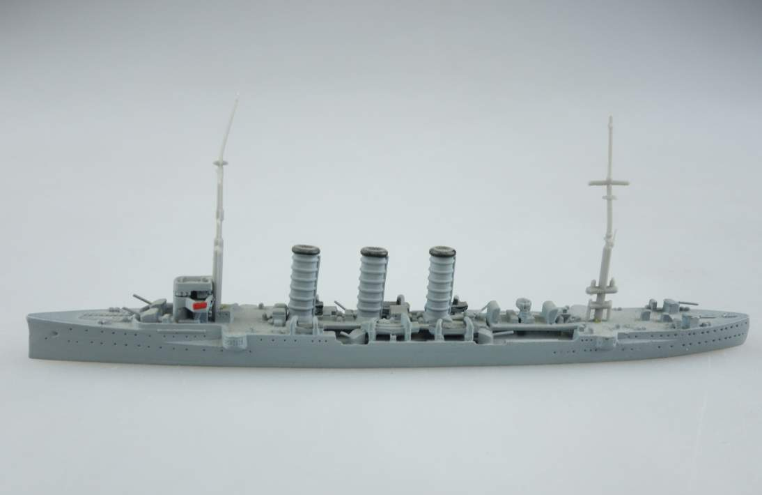 "Hansa # 83 Leichter Kreuzer "" Cöln I "" Deutschland cruiser Metall 1:1250 104174"