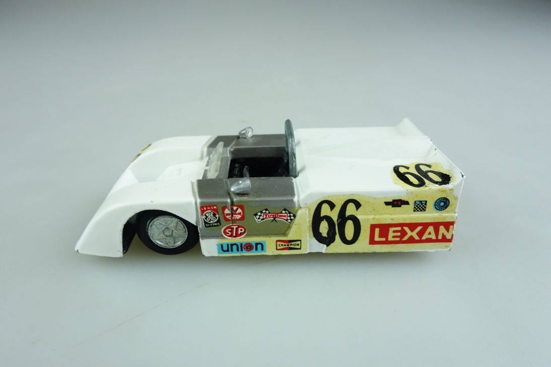 64 Mercury 1/43 Chaparral 2F Can Am Racer ohne Box 507863