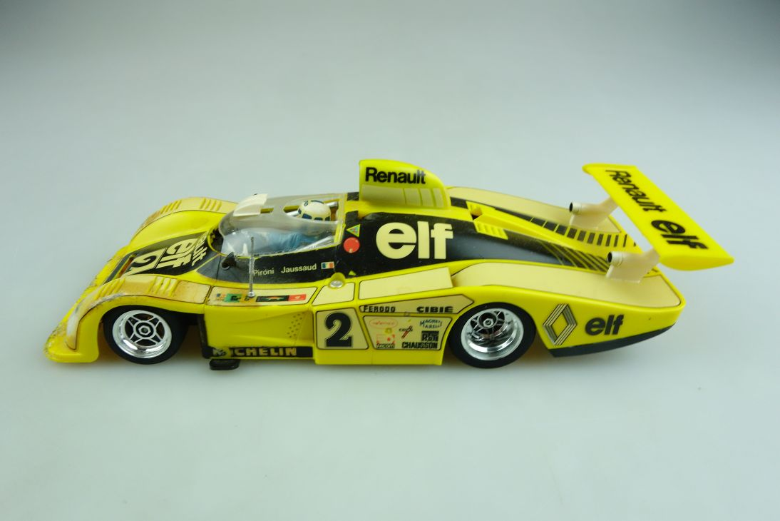 Motorized LS 1/24 ALPINE-Renault A442 Turbo Le Mans 1978 Winner ohne Box 508404