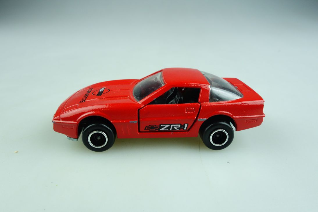 215 Majorette 1/57 Chevrolet Corvette ZR 1 Coupe ohne Box 508875