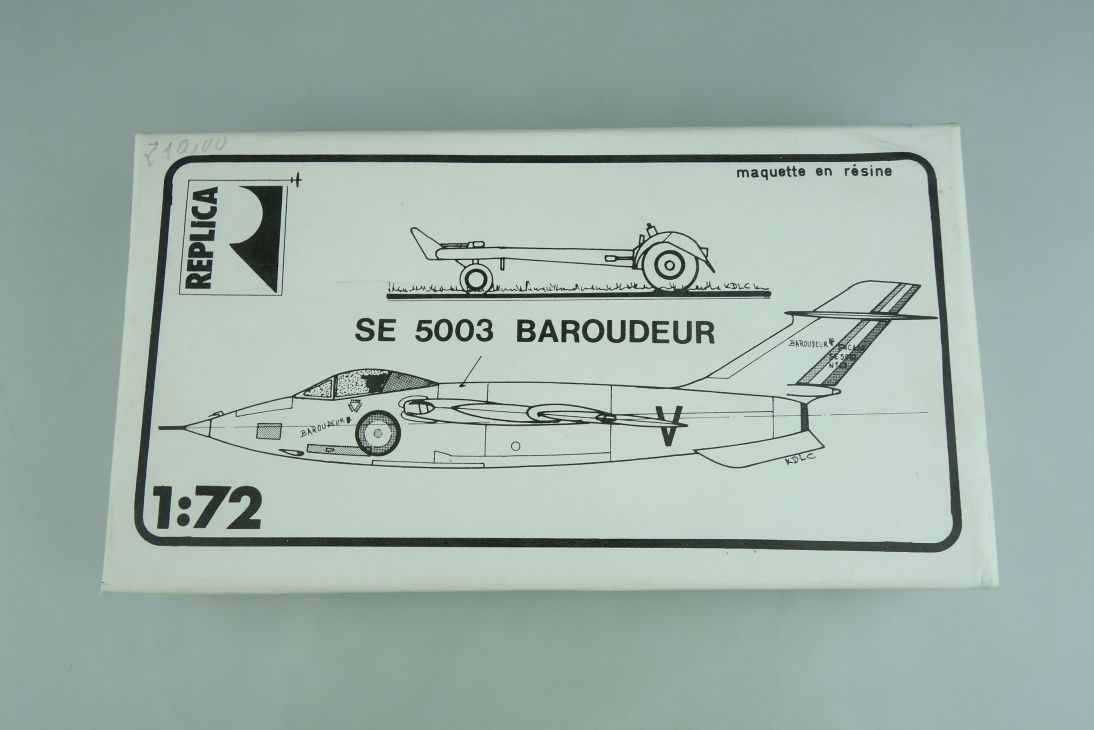 REPLICA Kit SE 5003 Barouder Düsen Jet Resin Kit Box 107213
