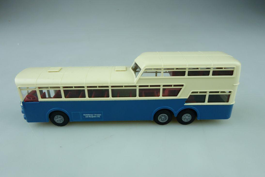 Brekina 1/87 Mercedes Benz O 317 Eineinhalbdecker Bus ohne Box 510082