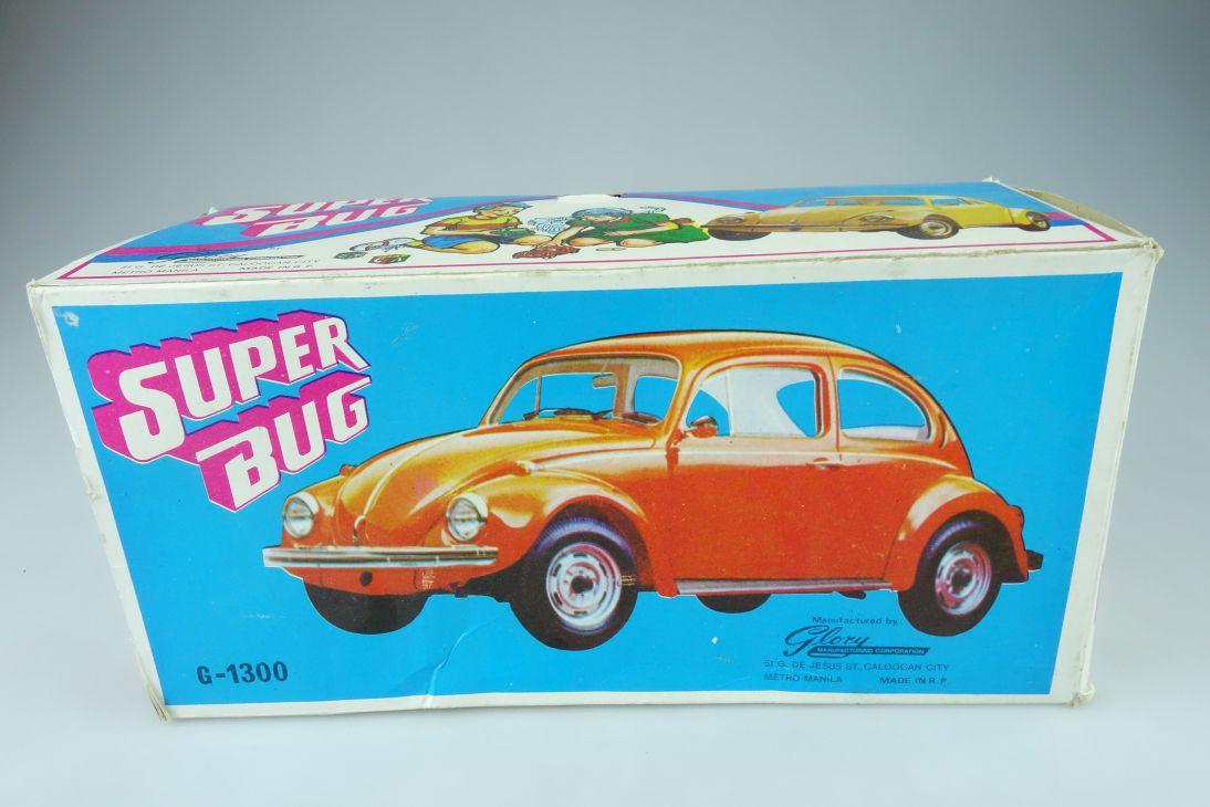 Glory G-1300 Manila Super Bug Volkswagen Käfer LEERER Karton EMPTY Box 107378