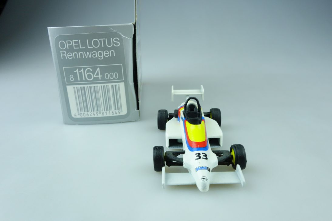 Gama mini 1:43 Opel Lotus 33 F1 1964-1967 # 1164 diecast + Box 107540