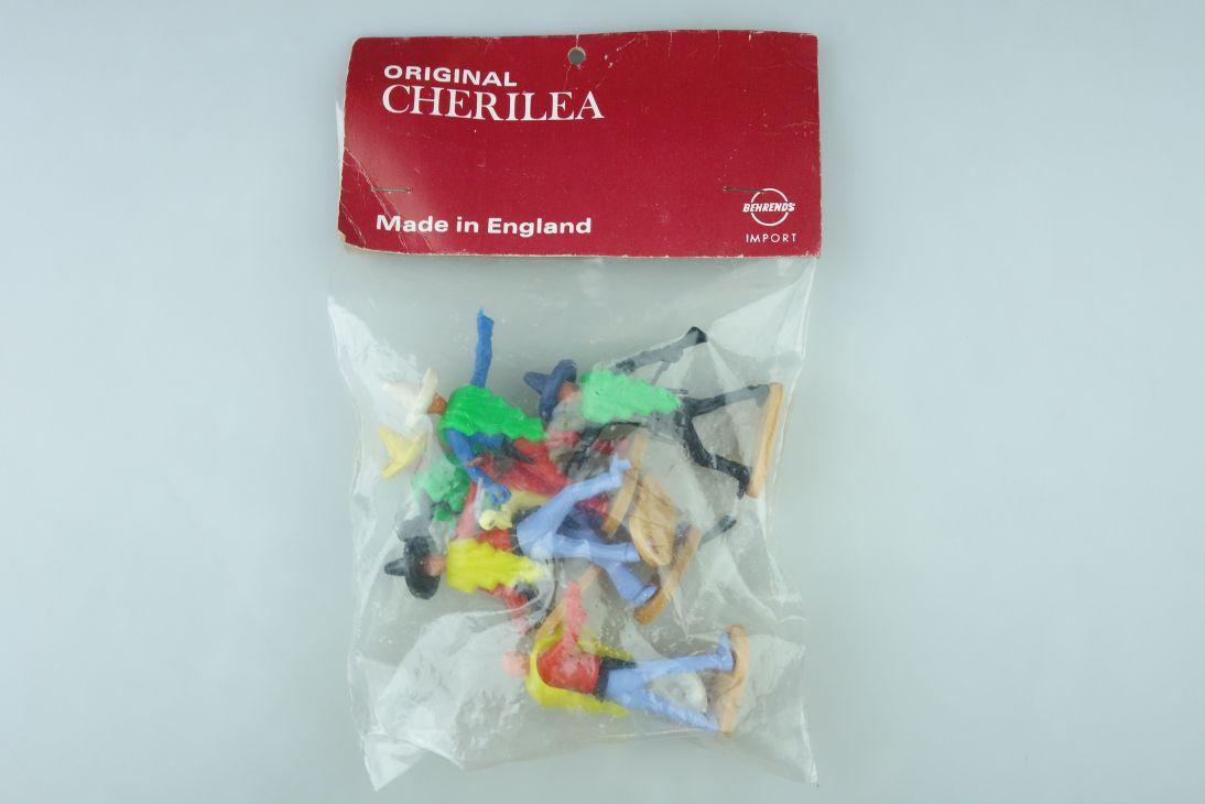 Cherilea England Mexikaner mexican wildwest Figuren in bag Tüte OVP 107556