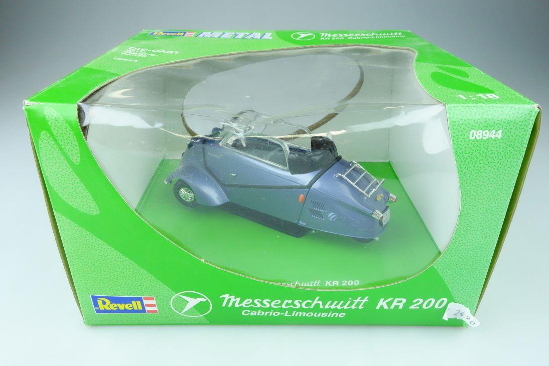 8944 Revell 1/18 Messerschmitt KR 200 Cabrio Limousine Kabinenroller  Box 510152