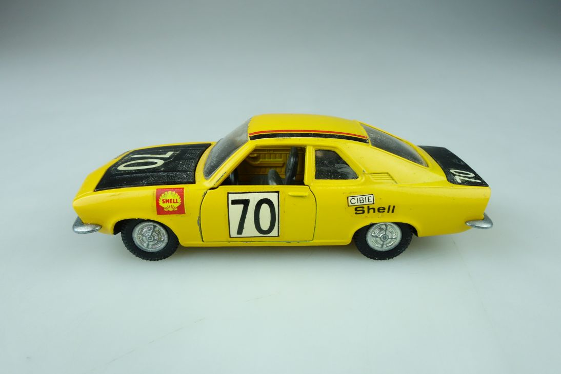 345 Pilen 1/43 Opel Manta A Coupe Rallye ohne Box 510168