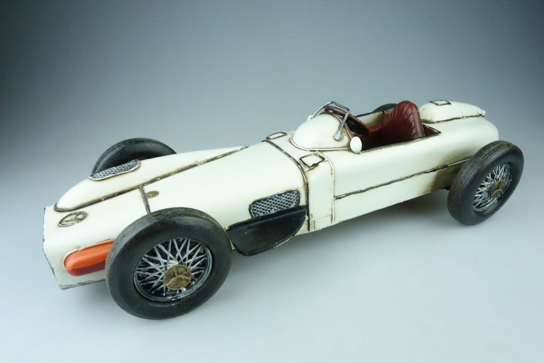 Mercedes Silberpfeil F1 Rennwagen Jayland Decoration 39,5cm Racecar Model 107620