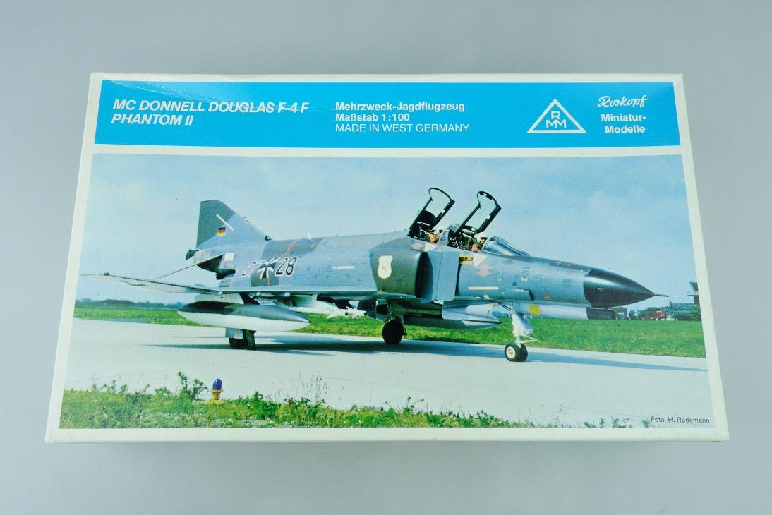RMM Roskopf 1:100 Mc Donnell Douglas F-4 F Phantom II Kit 21 Box 107717