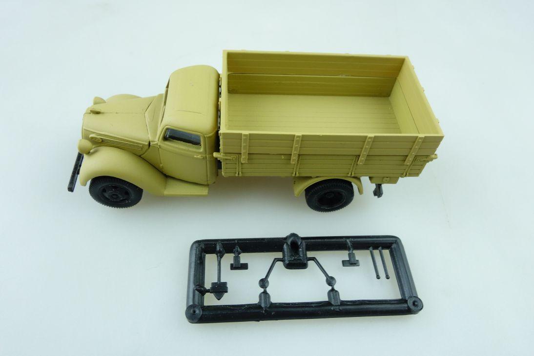11941 Adp Kleinserie 1/87 Ford G 917 T Hochbordpr. mit Zubehör mit Box 510237