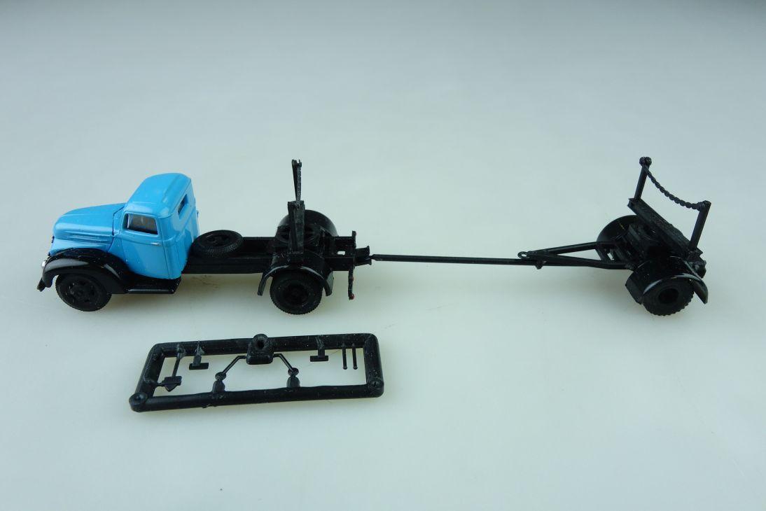 Adp Kleinserie 1/87 Ford FK 3500 Holztransporter mit Zubehör ohne Box 510239