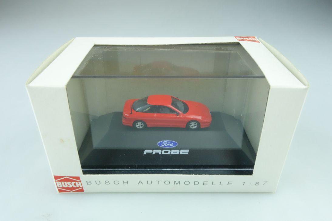 47402 Busch 1/87 Ford Probe Coupe Präsentation mit Box 510257