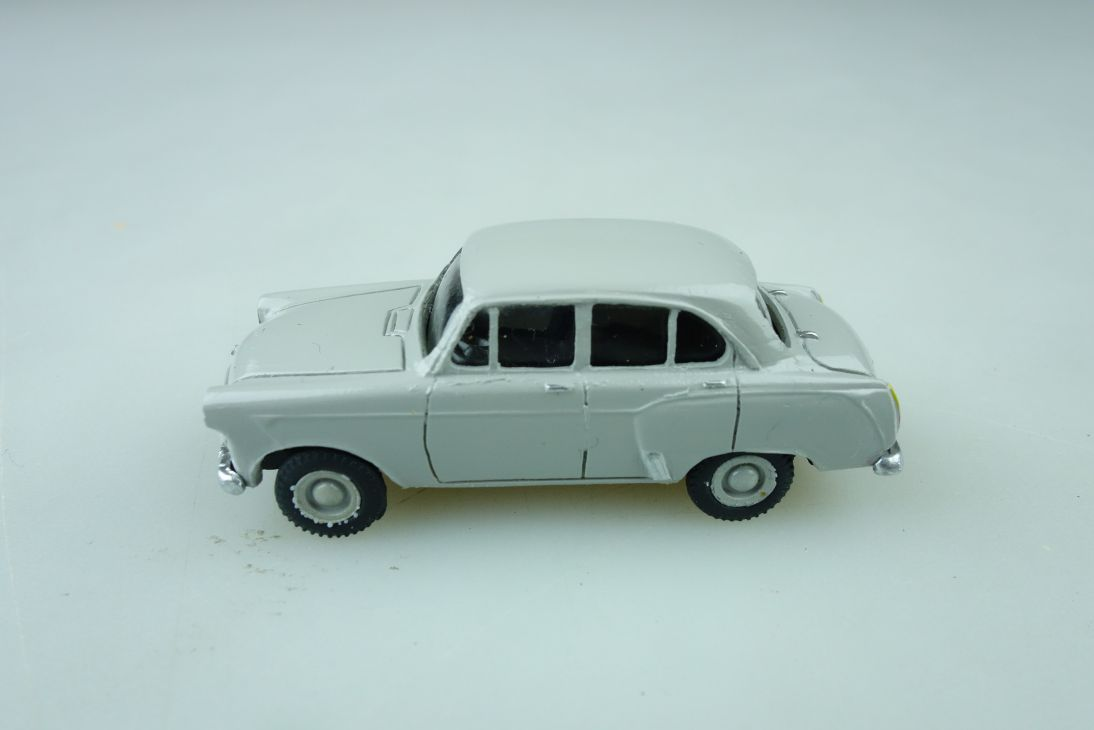 Modell Kleinserie 1/87  Moskvitch 403 cccp Limousine USSR ohne Box 510265