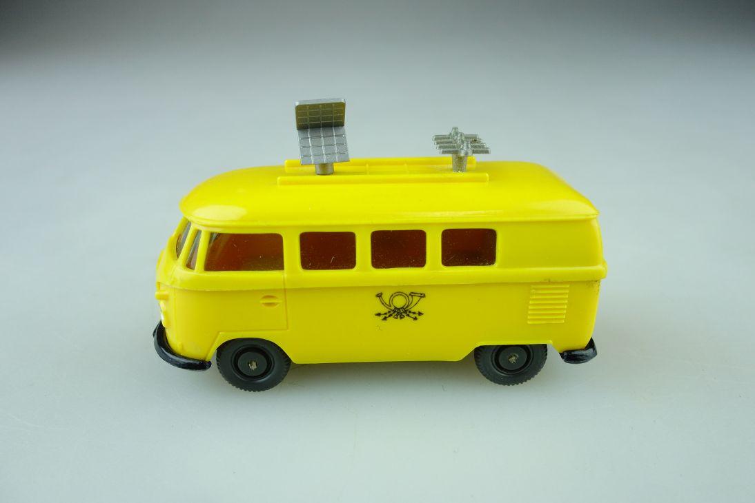 Saure 1006 Wiking 1/87 VW T1 Bus Post Funkmeßwagen Druck ohne Box 510366