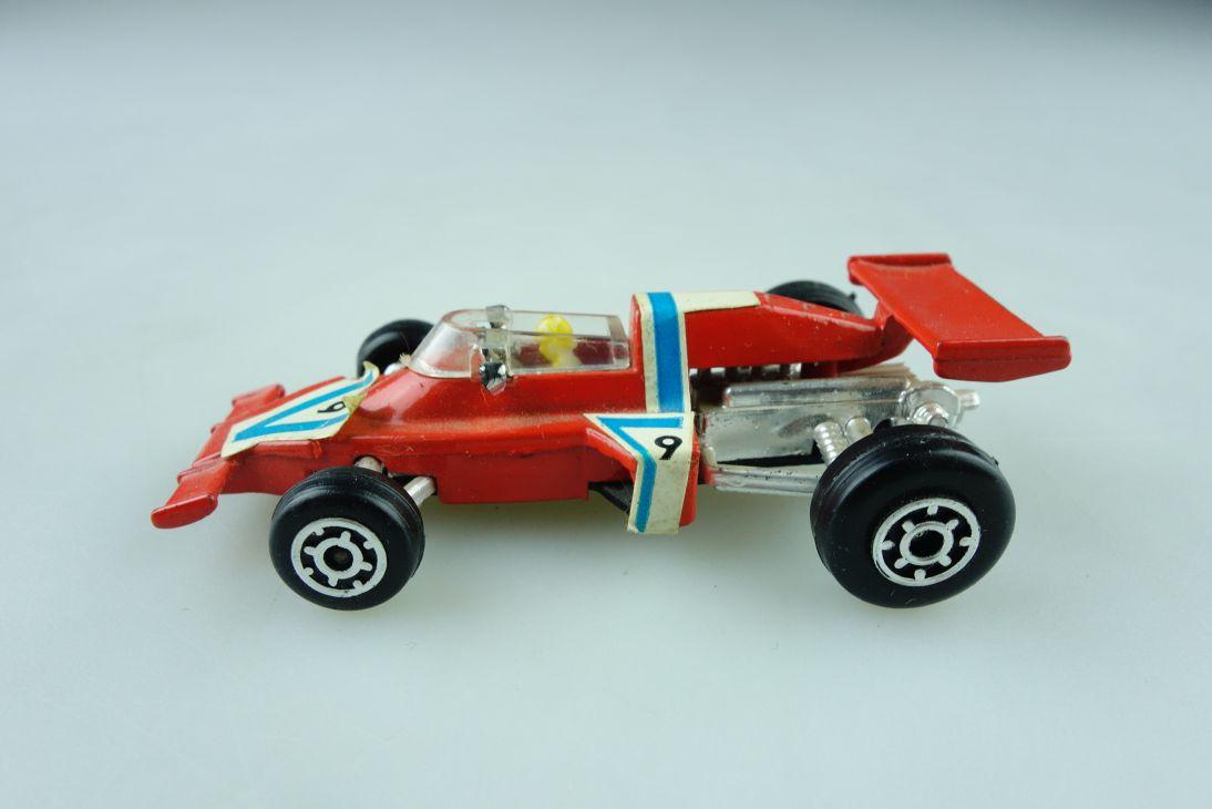 Zylmex 1/64 Mc Laren Indy Car P 321 Hong Kong Rennwagen Racer ohne  Box 510426