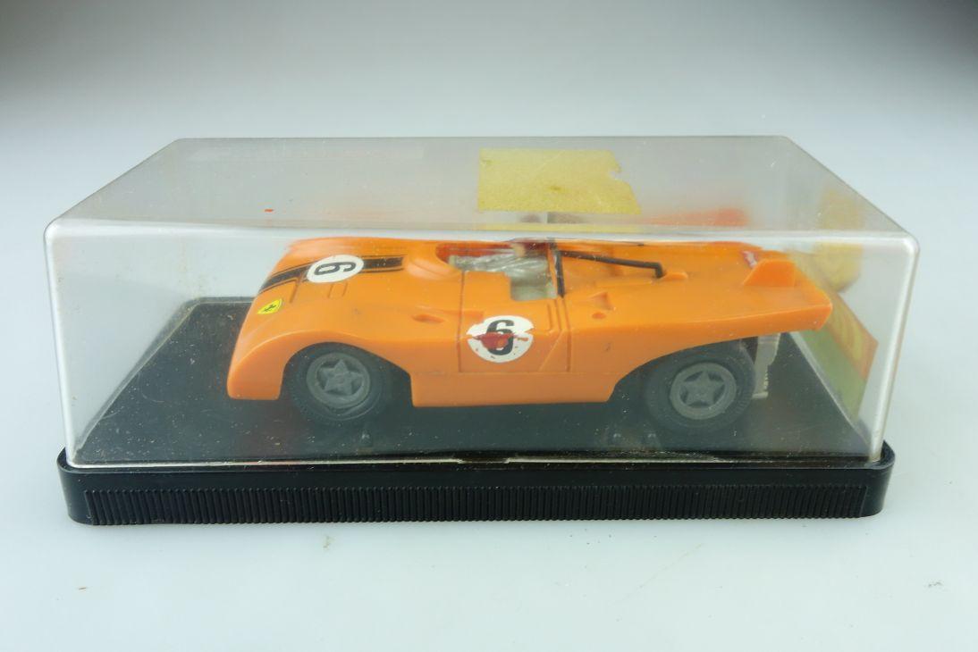 Carrera Universal 1/32 Ferrari 312 Le Mans Racer fahrbereit mit Box 510464