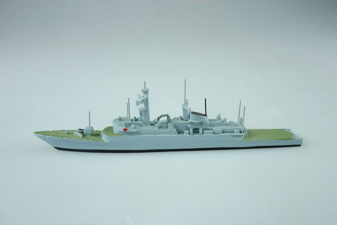 Hansa 1:1250 S 251 Fregatte Amazon GB Royal Navy Ship Metall ship 107782