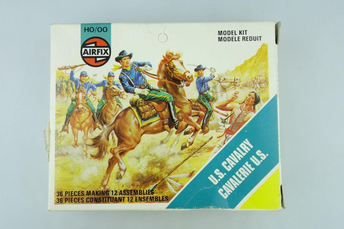 Airfix H0 00 1:72 S22 US Cavalry figures kit vintage Sammler OVP Variante 107968