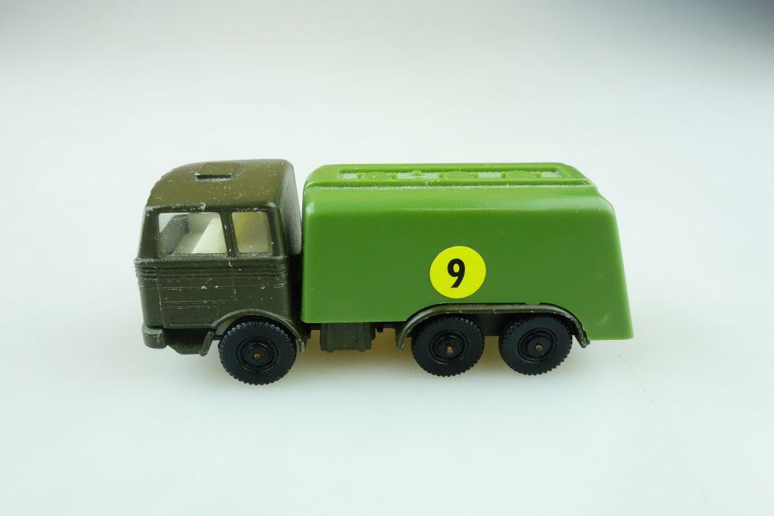 Efsi 1/100 Mercedes Benz 2223 Truck Militär Tankwagen ohne Box 510682