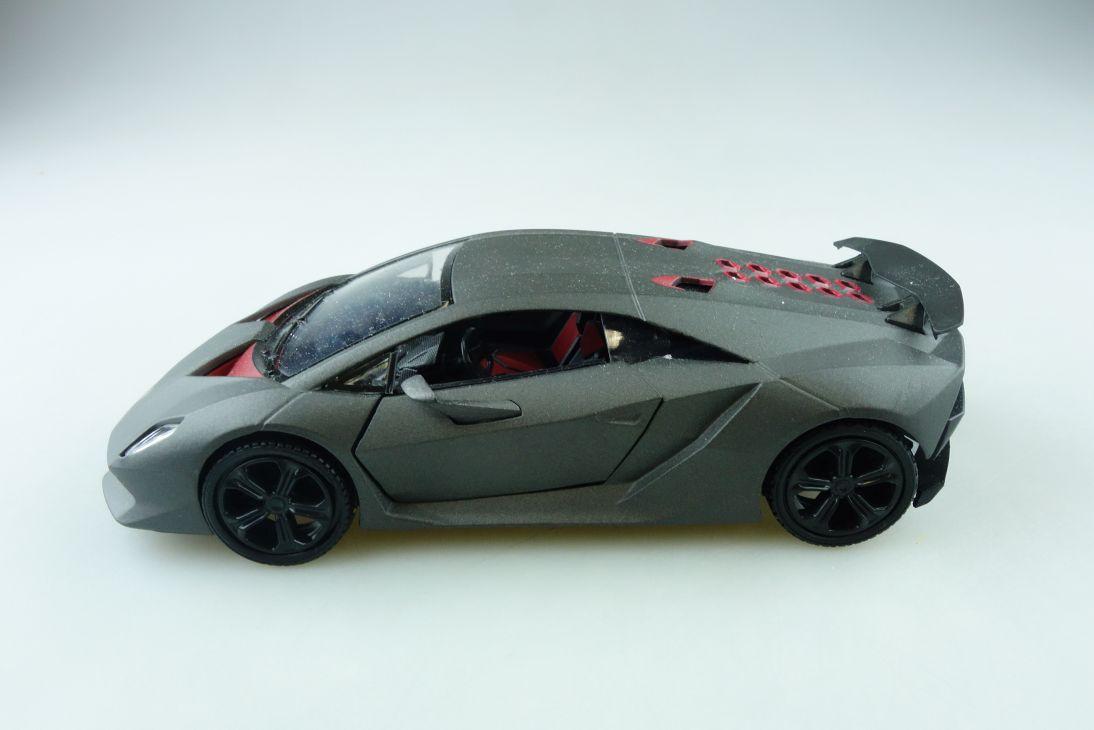 Motor Max 1/24 Lamborghini Sesto Elemento Concept ohne Box 510735