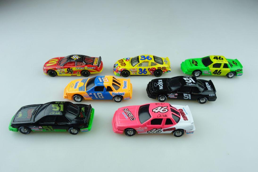 Racing Champions 1/64 Stockcar Konvolut Nascar Chevrolet Ford ohne Box 510846