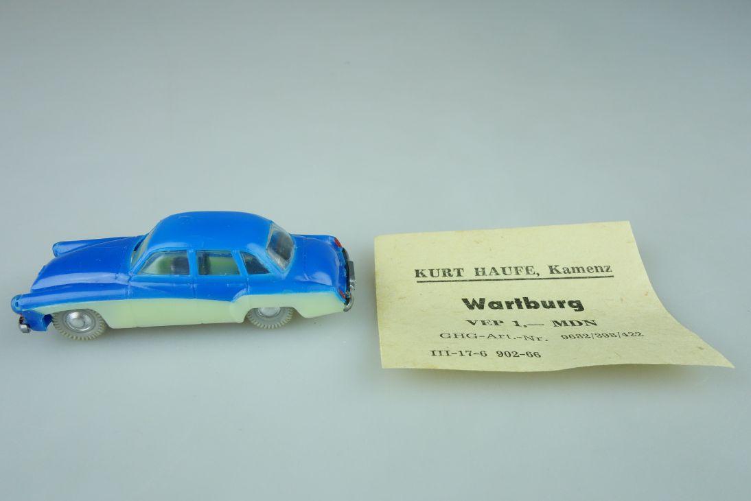 Haufe H0 Wartburg 311 Pkw Limousine DDR 1963-68 VEB 108414