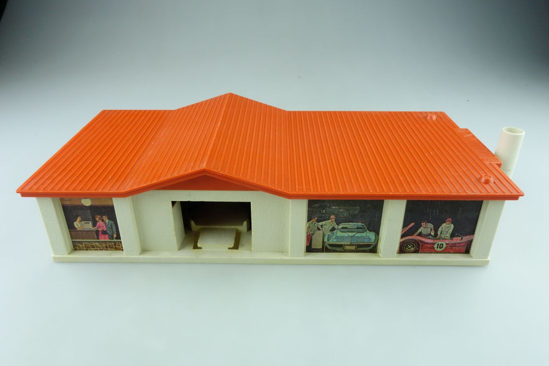 Mattel 1/64 Super Charger Vintage für Hot Wheels oder Matchbox Bahn 511464