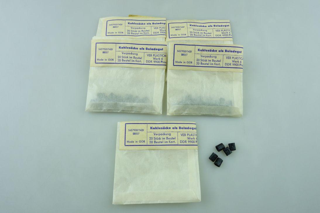 5457950/143/00007 Plasticart 1/87 Kohlesäcke Beladegut Konvolut mit Box 511468