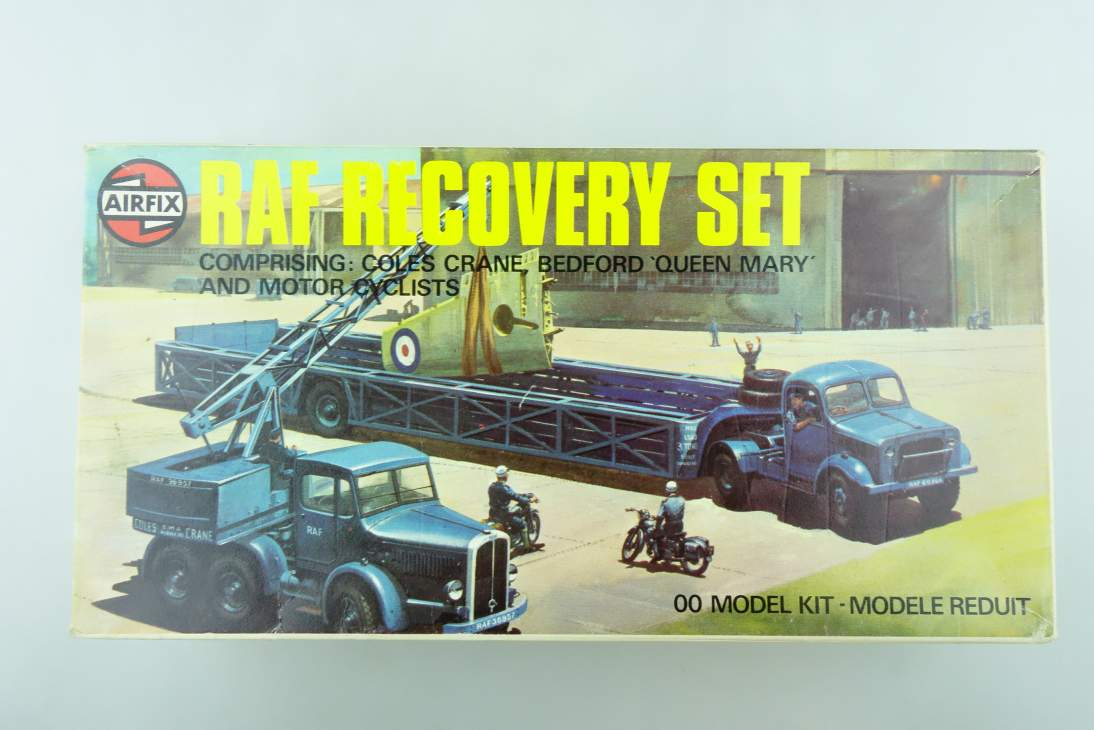 Airfix 1/87 R.A.F. Recovery Set H0 00 03304-8 model kit 108520