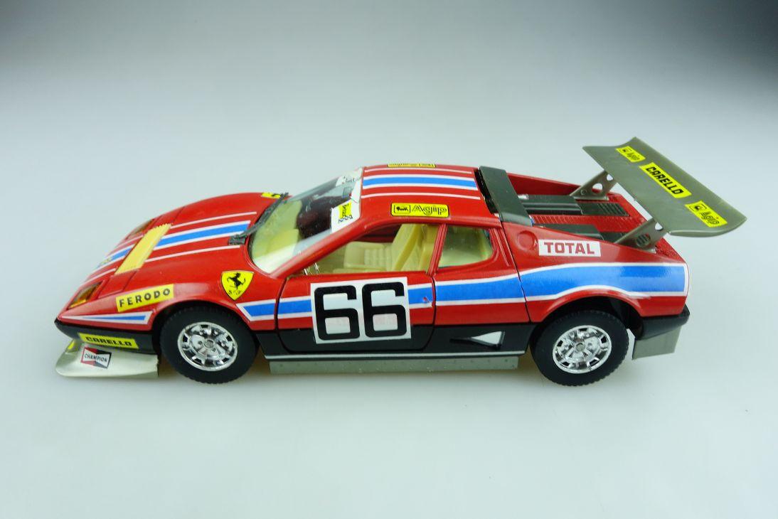 Bburago 1/24 Ferrari BB 512 Daytona 66 Agip Racer ohne Box 511589