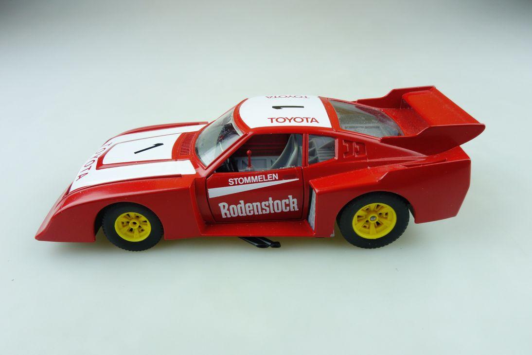 9150 Bburago 1/24 Toyota Celica Coupe Rodenstock DTM Stommelen ohne Box 511601