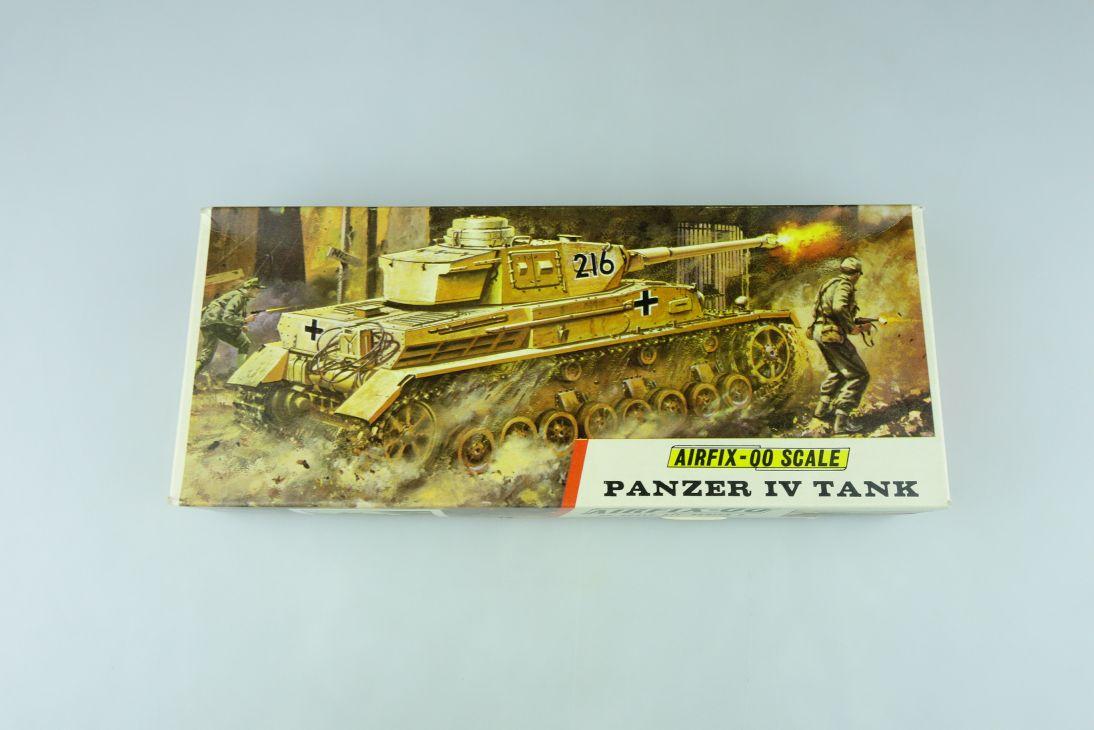 Airfix 1/72 Panzer IV Tank A208V H0/00 vintage model kit 108636