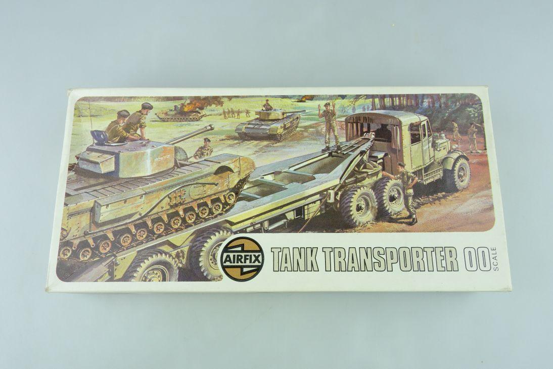 Airfix 1/72 Scammel Tank Transporter 02301-6  H0/00 model kit 108640
