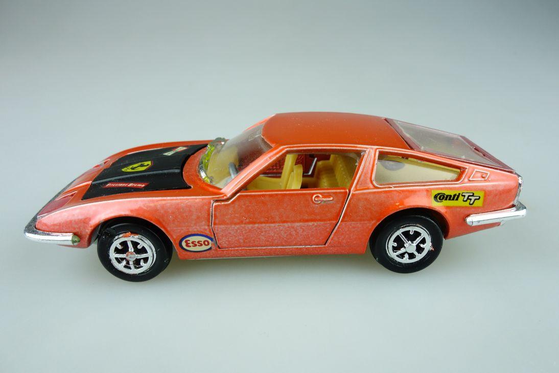 Gama Mini 1/46 Maserati Rallye 9840 ca. 1/43 Modell Auto 108677